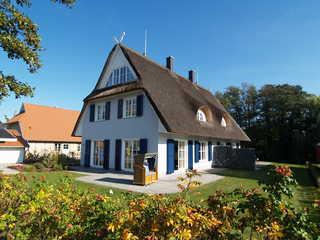 Ferienhaus Frische Brise... Die Außenansicht des Doppelhauses
