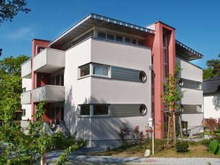 (Brise) Villa Marlen Hausansicht zur Promenade