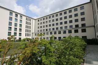 R: Haus Aurum Appartement Ostseestrand mit Balkon Objektansicht