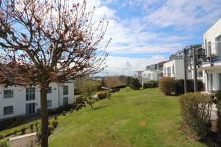 Residenz-Bellevue Komfort-Ferienwohnungen Residenz Bellevue - Garten