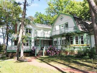 Landhaus Victoria, Schwan Landhaus Victoria