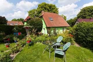 Ferienhaus & Ferienwohnung am Burgwall bei Familie Möller Hausansicht