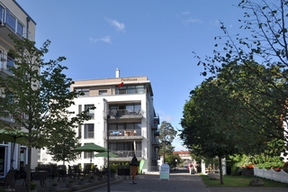 Penthousewohnung DünenResort 43 im Ostseebad Binz auf Rügen Ansicht DünenResort