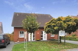 Ferienhaus Nico in Haren an der Ems Außenansicht