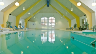 Vineta Ferienpark Usedom Schwimmbad