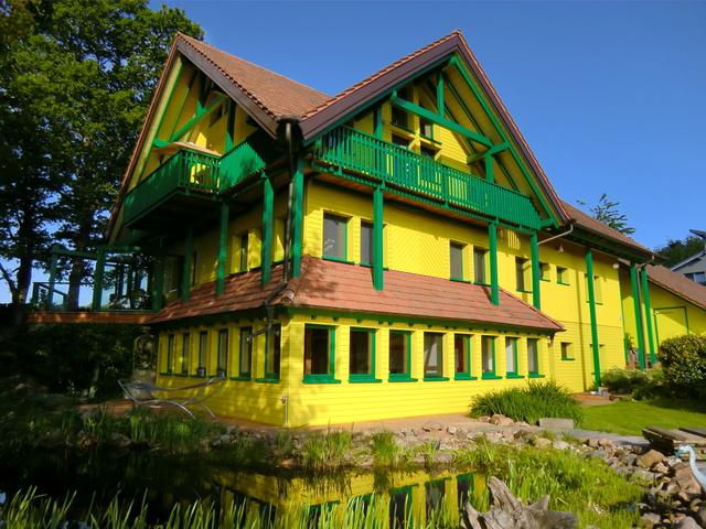 Adlerhorst-Hunsrück,im Landhaus inmitten der Natur