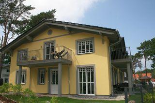 A.01 Haus Strandkiefer - in strandnaher Lage Objektansicht
