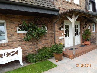 Landhaus Brigitte Eingangsbereich Landhaus