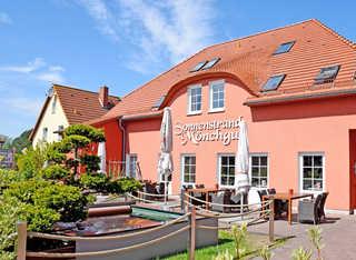 Das kleine Hotel auf Mönchgut! Das kleine Hotel und Ferienwohnungen auf Mönchgut!