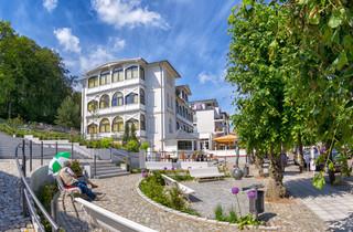 Haus am Meer, Wintergarten-App. 6, strandnah die Villa Haus am Meer