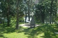 Gartensitzplatz Whg 5 Kormoran
