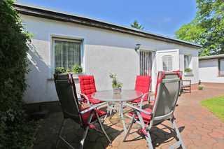 Ferienhaus Altenhof BRA 091 Eingang zum Ferienhaus