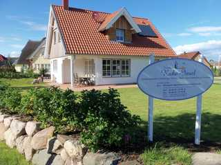 Ruhe-Insel Ferienhaus Ruhe Insel