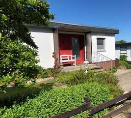 Ferienhaus Hills-Garden Haus - Vorderansicht