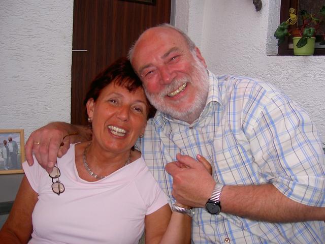 Eheleute Ruth & Wolfgang Metz