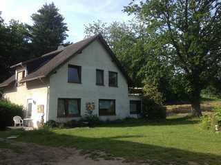 Gästehaus Birkengrund in Krummsee Gästehaus Birkengrund auf großem Naturgrundstück