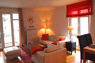 Residenz an der Prorer Wiek Ferienwohnung 09 offener Wohn-und Essbereich