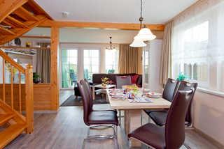 Ferienhaus Teuber I Wohnzimmer