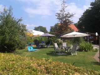 Ferienanlage Blinkfuer Gartenblick, Erholung in ruhiger Umgebung