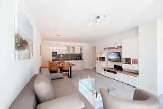 Ferienwohnung 110RB4, Haus Granitz Wohnbereich
