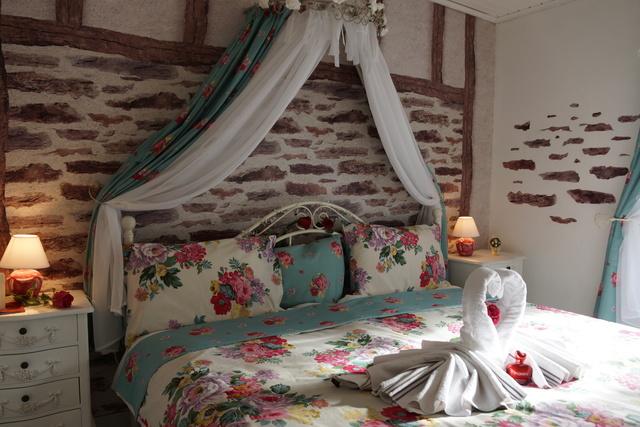 Romantiches schlafzimmer 2