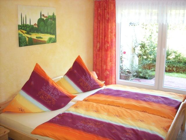 Schlafzimmer 1 untere Fewo