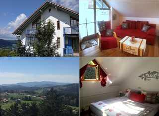 Ferienland Sonnenwald Fewo 46 Ansichten