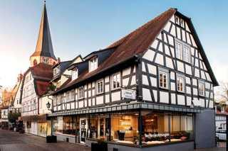 Malerwinkel & Tuchereck Gebäudeansicht
