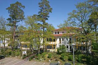 OS: Villa Störtebeker Whg. 17 mit Balkon Außenansicht