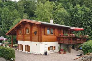 Ferienwohnungen Am Kupferberg SORGENFREI BUCHEN* Außenansicht