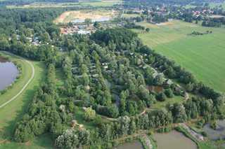 Ferienpark Geesthof Der Park von Oben