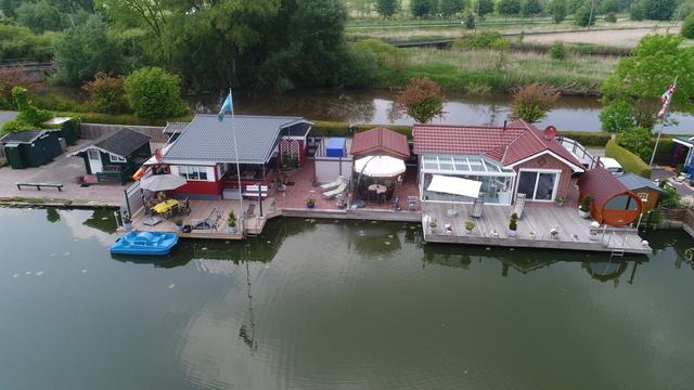 Ferienhaus am Erlensee Haus am See