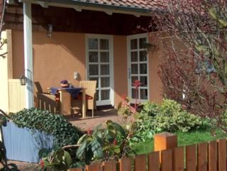 Ferienwohnung Am Odenwaldlimes Sie erreichen die Wohnung über einen eigenen Zu...