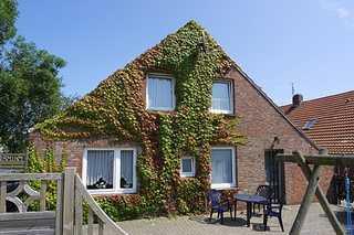Ferienwohnungen Haus Steuerrad Außenansicht