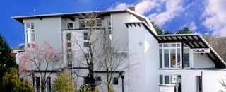 SMC Münster ruhiges Haus der Gäste, moderne Innenarchitektur
