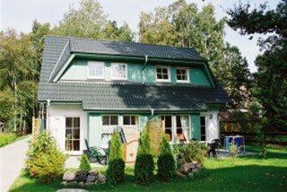 Zinnowitz Skanepark Ferienhaus 17