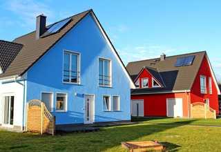 Ferienwohnungen Lütow USE 3100 Zwei benachbarte Ferienwohnungen im Erdgeschoss