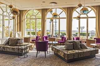SEETELHOTEL Strandhotel Atlantic & Villa Meeresstrand SEETELHOTEL Strandhotel Atlantic